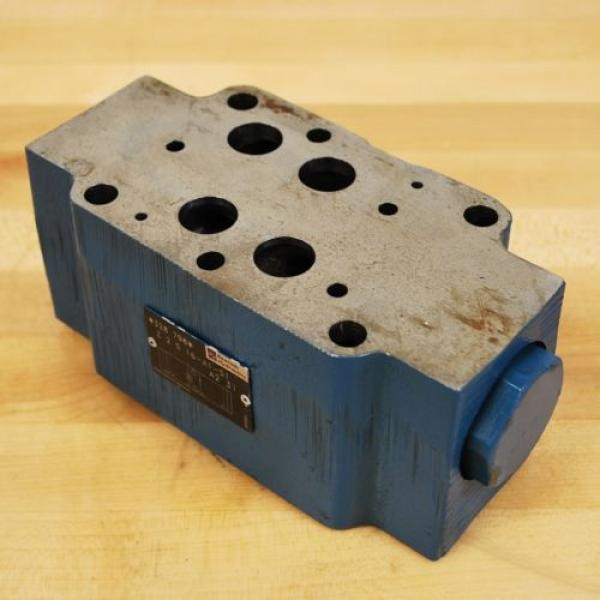 Rexroth Z2S16-A1-51-A2-31 Hydraulic Manifold Block Valve 328-798 - USED #1 image