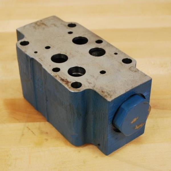 Rexroth Z2S16-A1-51-A2-31 Hydraulic Manifold Block Valve 328-798 - USED #2 image