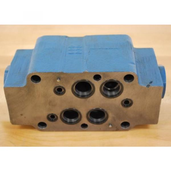 Rexroth Z2S16-A1-51-A2-31 Hydraulic Manifold Block Valve 328-798 - USED #3 image