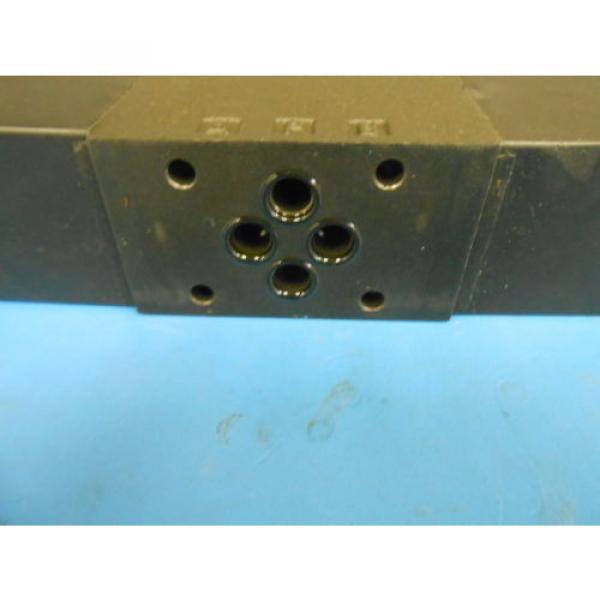 Denison Hydraulic Valve A4D01 3203 0302 B1 W0128 #2 image