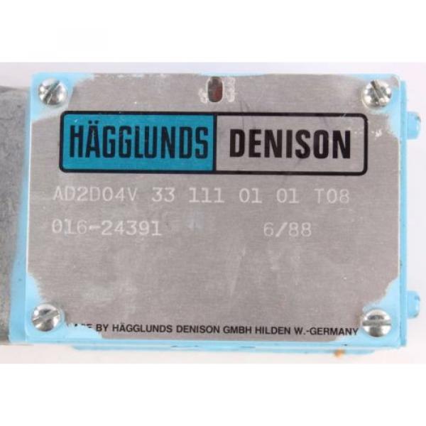 origin 016-24391 Denison Solenoid Valve Model AD2D04V331110101T08 #2 image