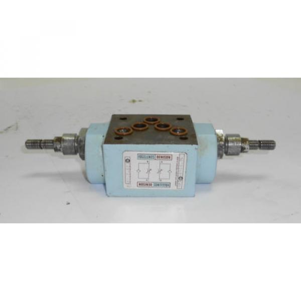 Hagglunds Denison Proportional Hydraulic Directional Control Valve 026-273965 #1 image