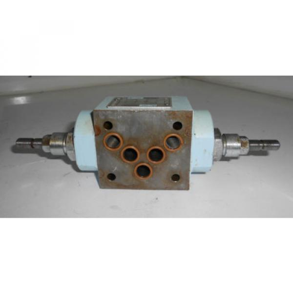 Hagglunds Denison Proportional Hydraulic Directional Control Valve 026-273965 #4 image