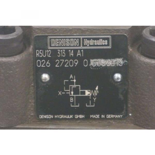 Origin DENISON R5U12-313-14-A1 HYDRAULIC FLOW CONTROL VALVE 026-27209-0 #4 image