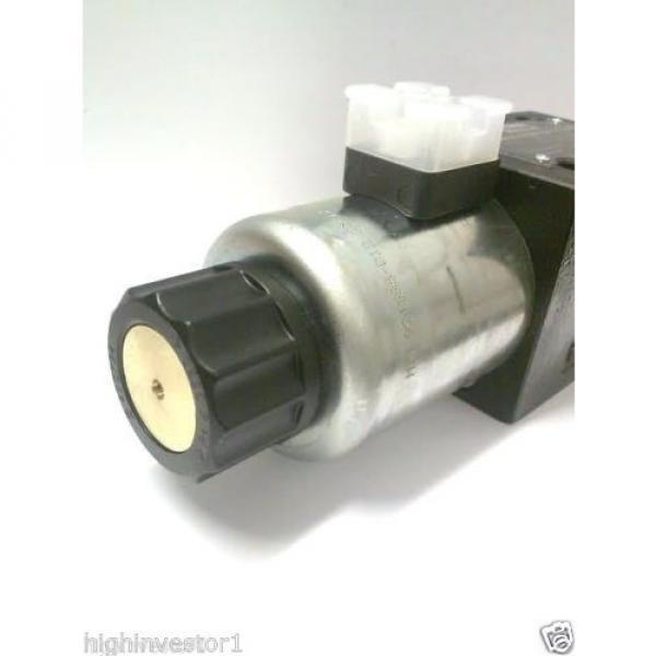 PARKER DIRECTIONAL/FLOW CONTROL VALVE Denison 4D02 3101 0601 C1G0Q #6 image