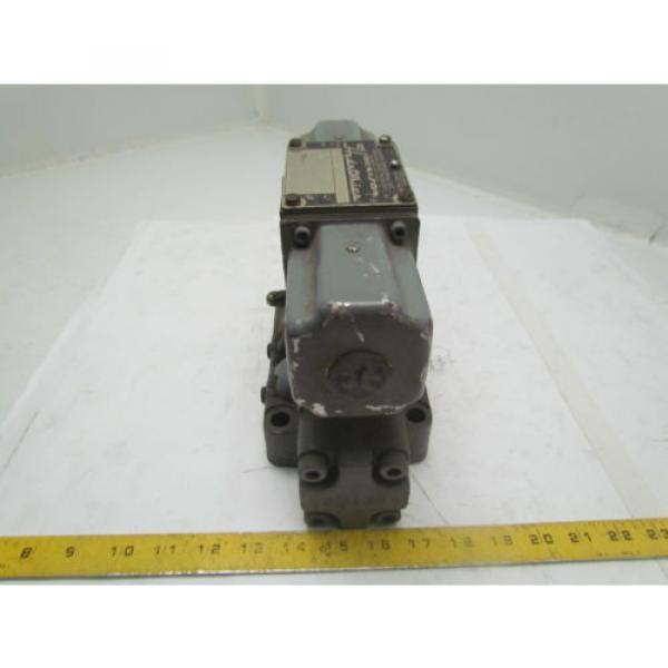 Denison D1D123320303031001 Directional Control Valve Hydraulic 115/60 Coils #2 image