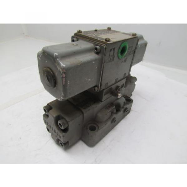 Denison D1D123320303031001 Directional Control Valve Hydraulic 115/60 Coils #5 image