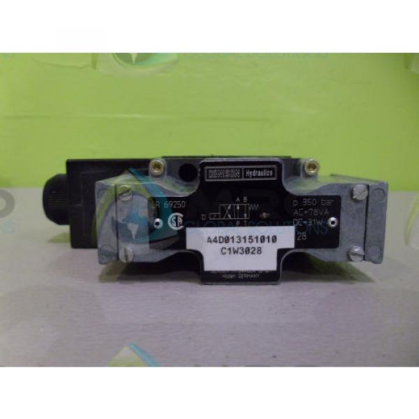 DENISON A4D013151010 HYDRAULIC VALVE Origin NO BOX #2 image