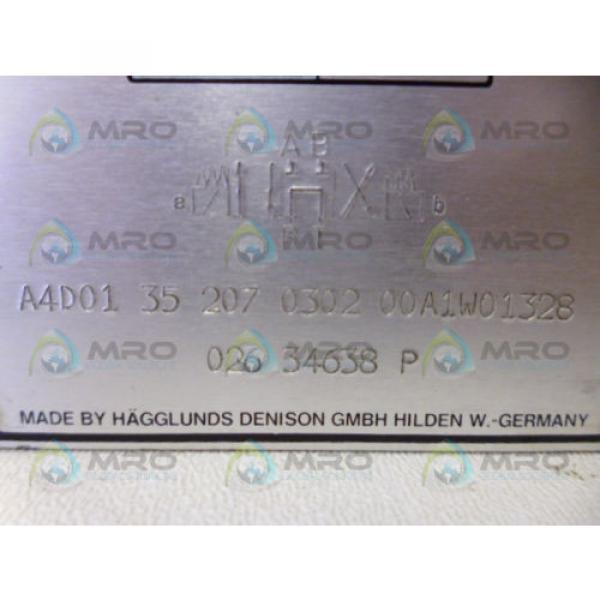 DENISON A4D0135207030200A1W01328 SOLENOID VALVE AS PICTURED Origin NO BOX #6 image