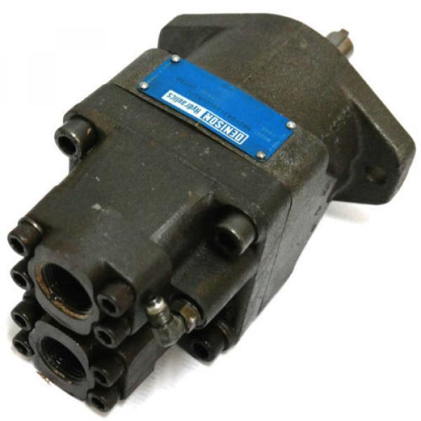 DENISON HYDRAULICS M4C-043-1N00-A102 M4 HYDRAULIC VANE MOTOR M4C0431N00A102 #3 image