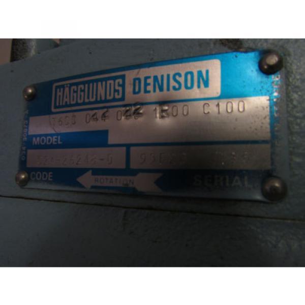 Denison Hydraulic Pump T6CC 022 022 1R00 C100 #2 image