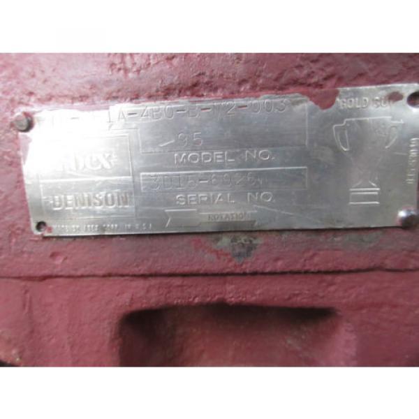ABEX DENISON Hydraulic Pump, P7P-2R1A-4BO-B-M2-003-95 Gold Cup #4 image
