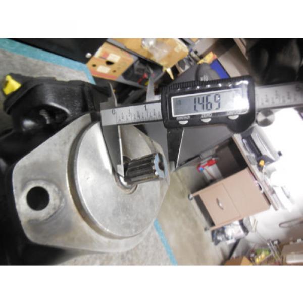 Origin PARKER DENISON HYDRAULIC VANE PUMP # HY701X22L PLASSER amp; THEURER #5 image