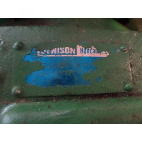 Denison Hydraulics Pump T6C 031 1R 00B1 ? 0081 #11 image