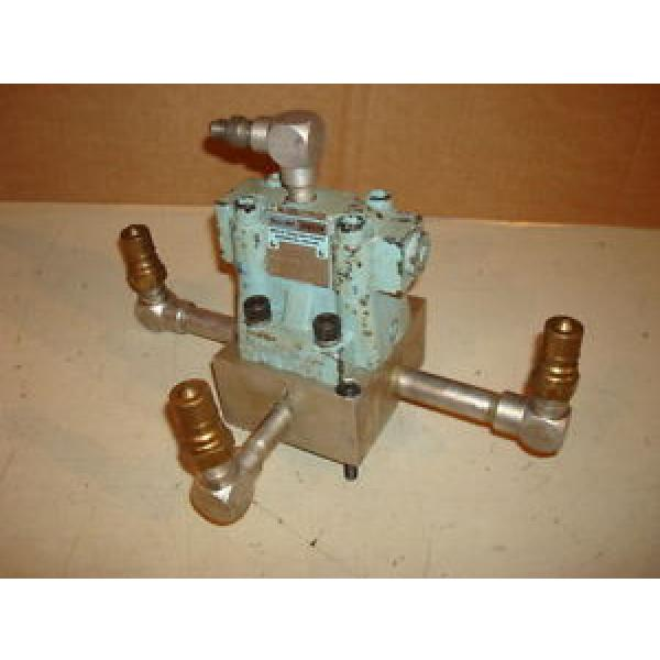 MAGGLUNDS DENISON HYDRAULIC PUMP  VALVE AE1260A #1 image