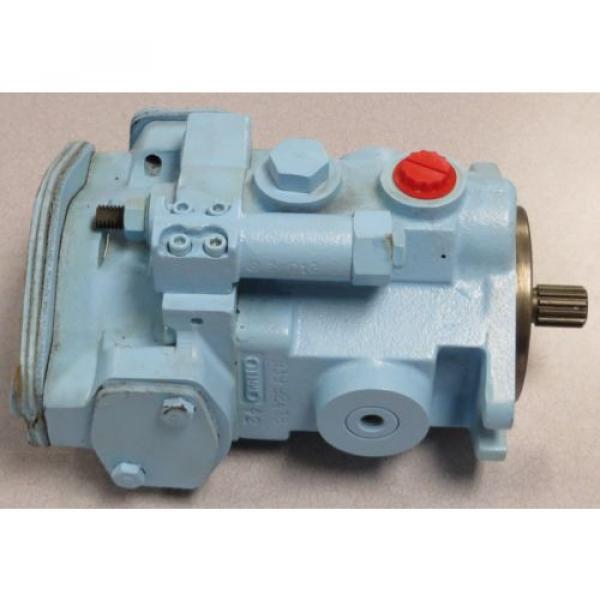 DENISON HYDRAULICS Variable Displacement Piston Pump M/N: PVT101R1D #4 image