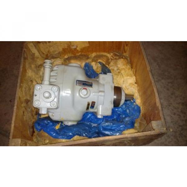 Hydraulic Pump, Abex Denison, P1V07-02731R-4, Rebuilt #1 image