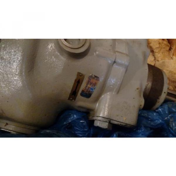 Hydraulic Pump, Abex Denison, P1V07-02731R-4, Rebuilt #2 image