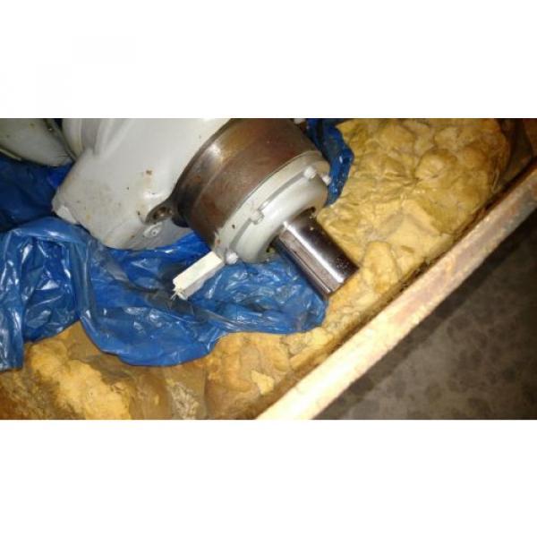 Hydraulic Pump, Abex Denison, P1V07-02731R-4, Rebuilt #4 image