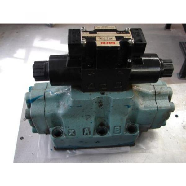 Nachi D08 4 Way hydraulic Solenoid Valve DSS-G06-C5-R-C115-E21 vickers parker #2 image