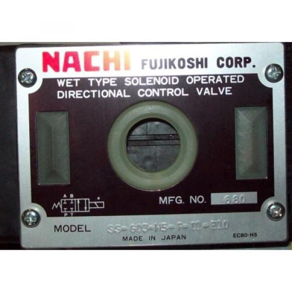 D05 4 Way 4/2 Hydraulic Solenoid Valve i/w Vickers DG4S4-012BL-WL-G 12 VDC #2 image