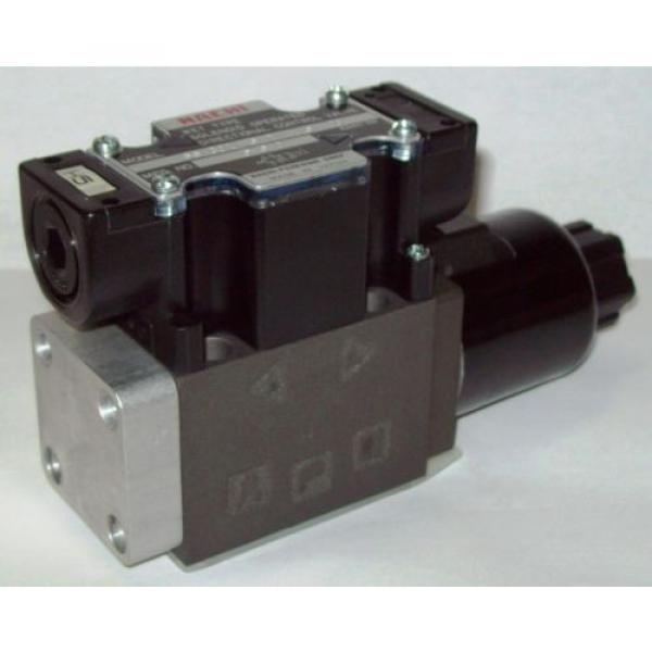 D03 4 Way 4/2 Hydraulic Solenoid Valve i/w Vickers DG4V-3-2BL-WL 115V Rectified #1 image