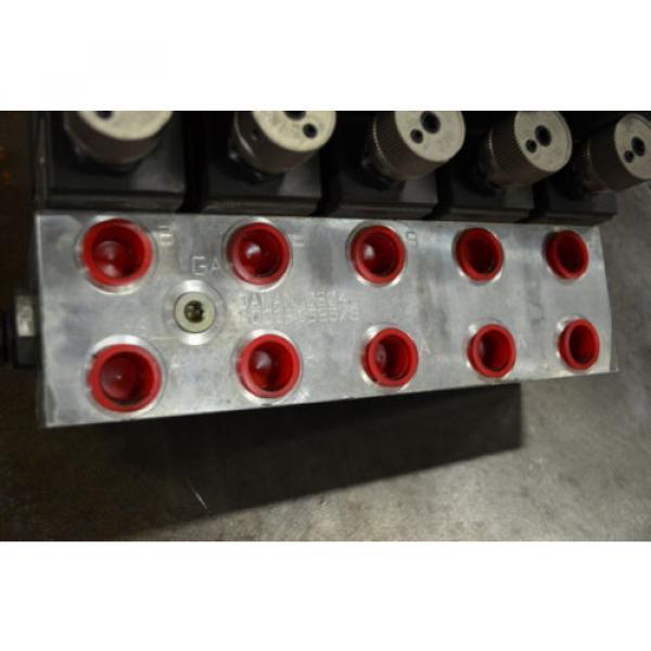 Nachi Hydraulic Solenoid Valve #8 image