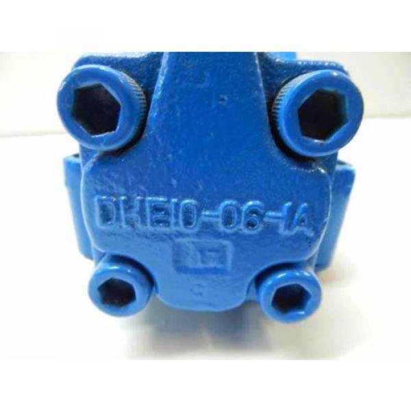 Nachi DHE10061A or DHE10-06-1A Hydraulic Valve #3 image