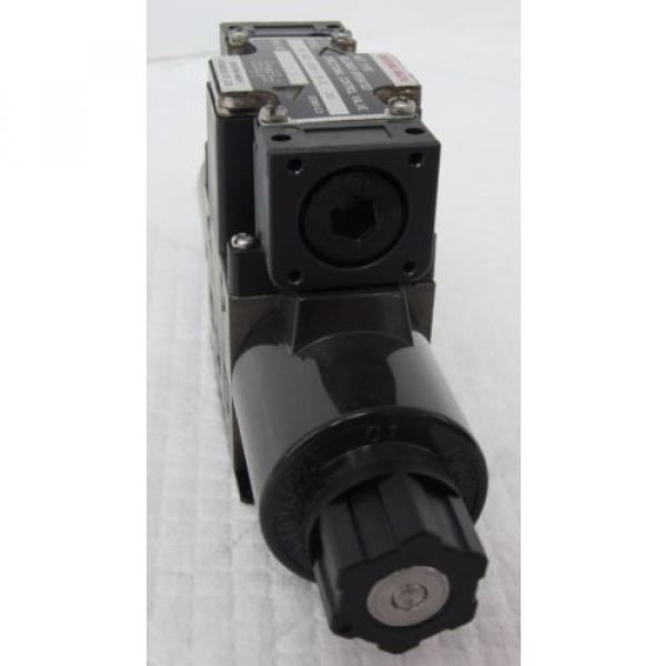 DAESUNG-NACHI SS-GO1-E3X-R-C1-20 WET SOLENOID OPERATED DIRECTIONAL CONTROL VALVE #5 image