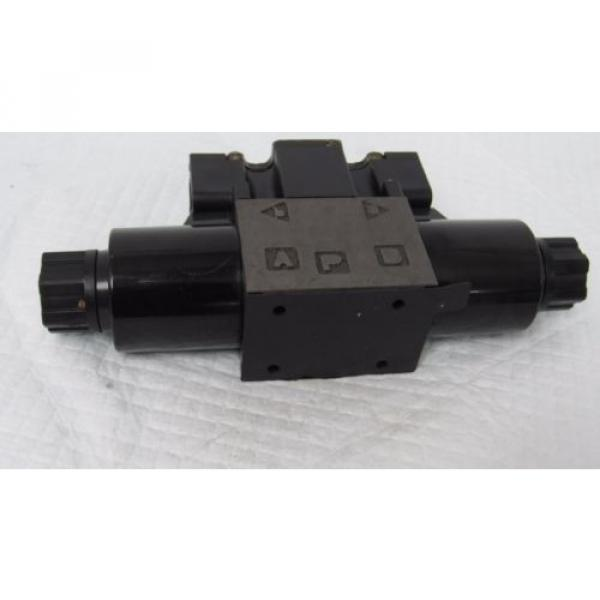 DAESUNG-NACHI SS-GO1-E3X-R-C1-20 WET SOLENOID OPERATED DIRECTIONAL CONTROL VALVE #7 image