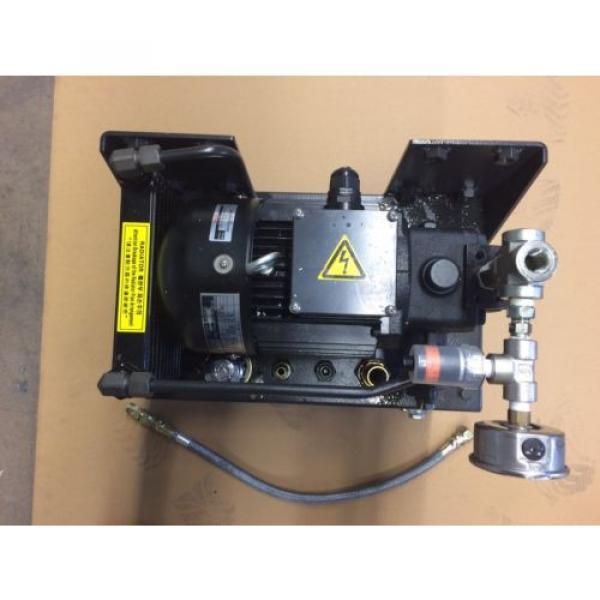 Nachi UVN Serie Uni Pump mit Motor Neu Hydraulik #2 image
