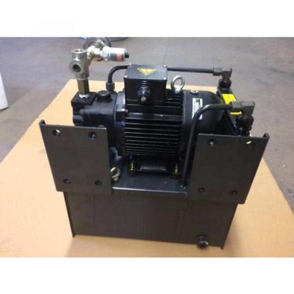 Nachi UVN Serie Uni Pump mit Motor Neu Hydraulik #4 image