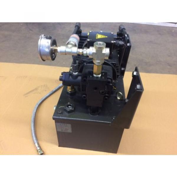 Nachi UVN Serie Uni Pump mit Motor Neu Hydraulik #5 image