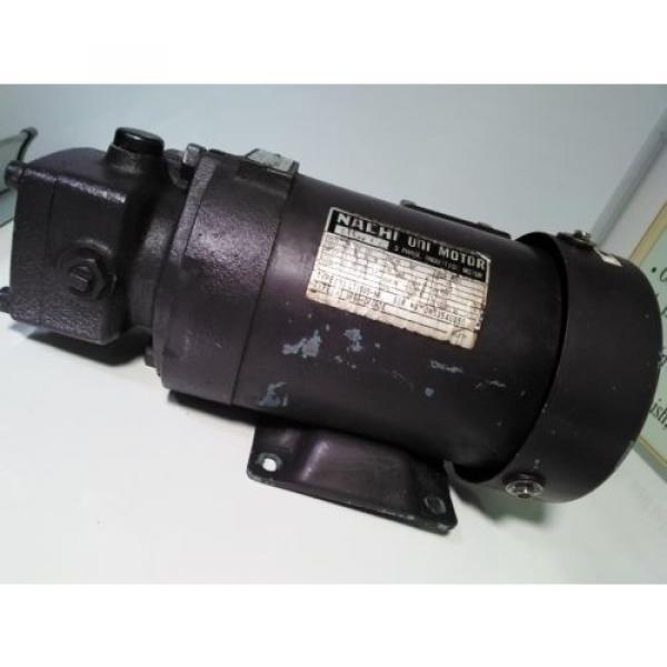 NACHI UNI Pump Motor LTIS85-NR #3 image