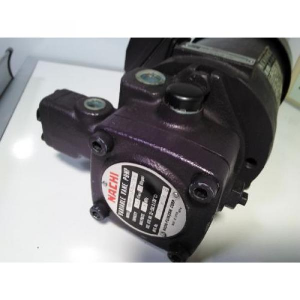 NACHI UNI Pump Motor LTIS85-NR #4 image