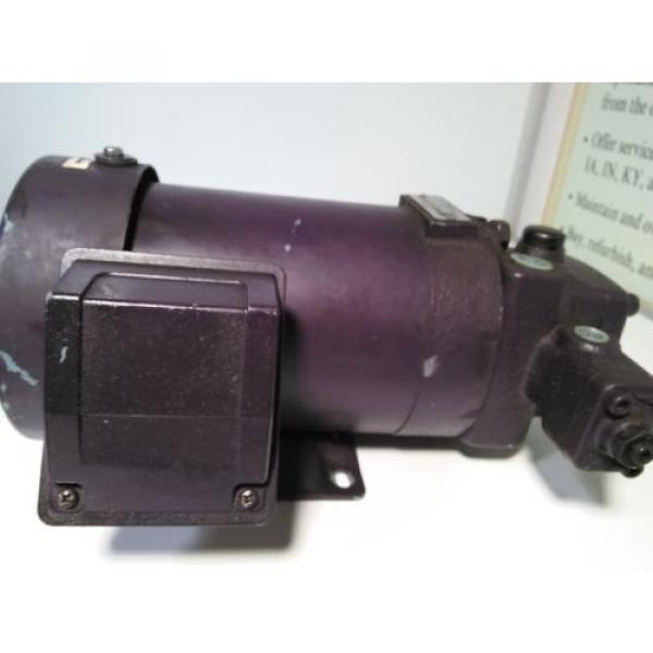 NACHI UNI Pump Motor LTIS85-NR #5 image