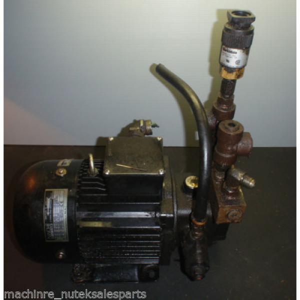 Nachi Pump UVN-1A-1A3-15-4-Q01-6063C  UVN1A1A3154Q6063C_4P-15kW_TWF4817YF #1 image