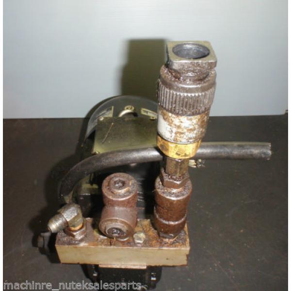 Nachi Pump UVN-1A-1A3-15-4-Q01-6063C  UVN1A1A3154Q6063C_4P-15kW_TWF4817YF #2 image