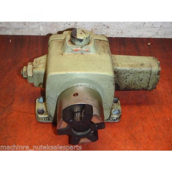 NACHI Variable Vane Pump VDR-1A-1A3-21 _ VDR1A1A321 _ 30l/min #1 image