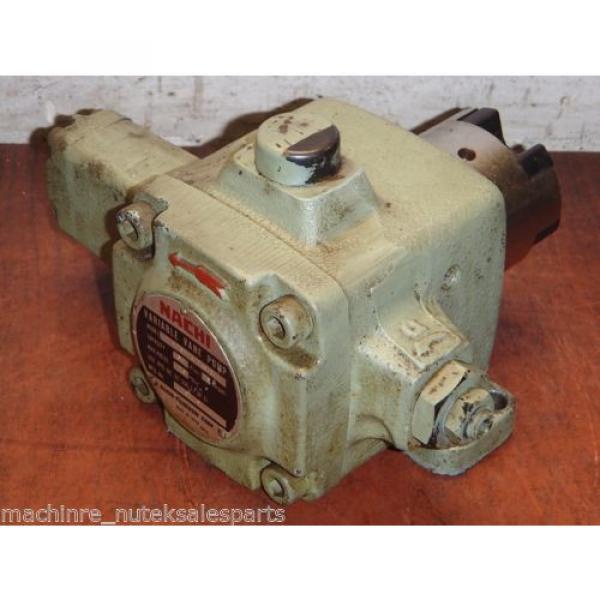 NACHI Variable Vane Pump VDR-1A-1A3-21 _ VDR1A1A321 _ 30l/min #2 image
