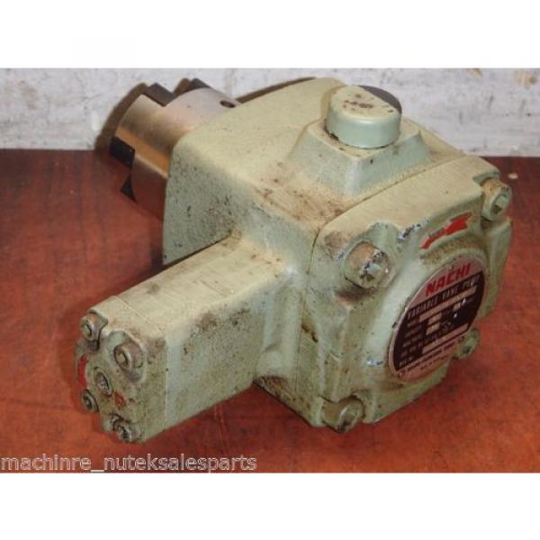 NACHI Variable Vane Pump VDR-1A-1A3-21 _ VDR1A1A321 _ 30l/min #3 image