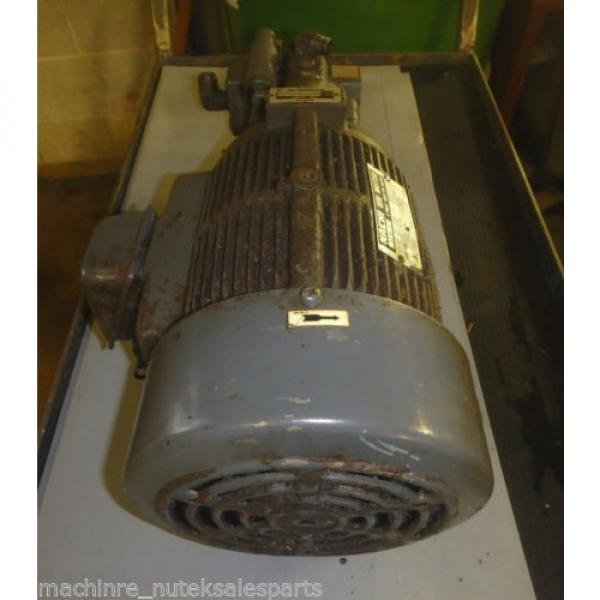 Nachi Piston Pump PVS-1B-19N1-2408F_UPV-1A-19N1-22-4-2408F_LTIS70-NR #4 image