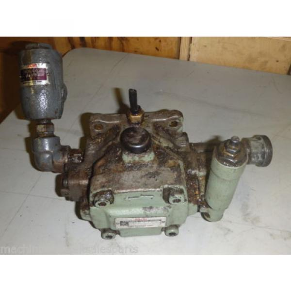 Nachi Variable Vane Pump VDC-1B-2A3-U-1048K_VDC1B2A3U1048K AS-IS #3 image