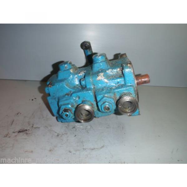 Nachi Variable Vane Pump VDR-11B-1A2-1A2-22_VDR11B1A21A222 #1 image