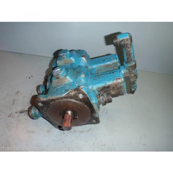 Nachi Variable Vane Pump VDR-11B-1A2-1A2-22_VDR11B1A21A222 #2 image