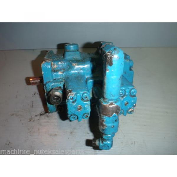 Nachi Variable Vane Pump VDR-11B-1A2-1A2-22_VDR11B1A21A222 #3 image