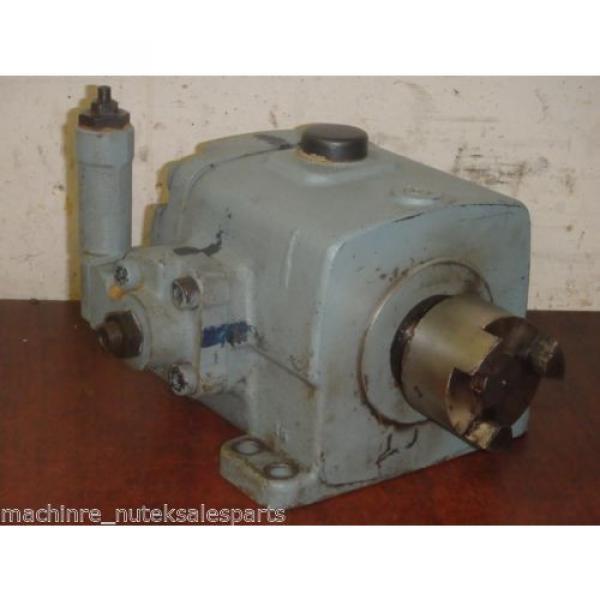 Nachi Variable Vane Pump VDC-2A-1A3-B-1588D _ VDC2A1A3B1588D #1 image