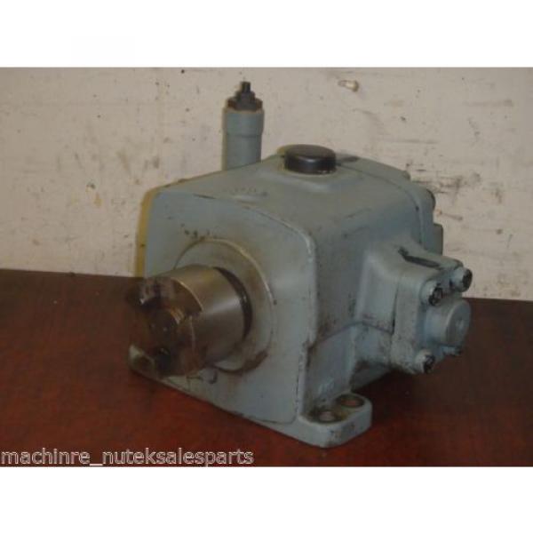Nachi Variable Vane Pump VDC-2A-1A3-B-1588D _ VDC2A1A3B1588D #2 image