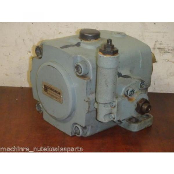 Nachi Variable Vane Pump VDC-2A-1A3-B-1588D _ VDC2A1A3B1588D #4 image