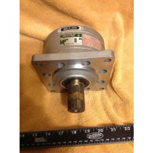 SUMITOMO SM-CYCLO Planetary Gear Reducer CNVMS-5095-51 #3 image